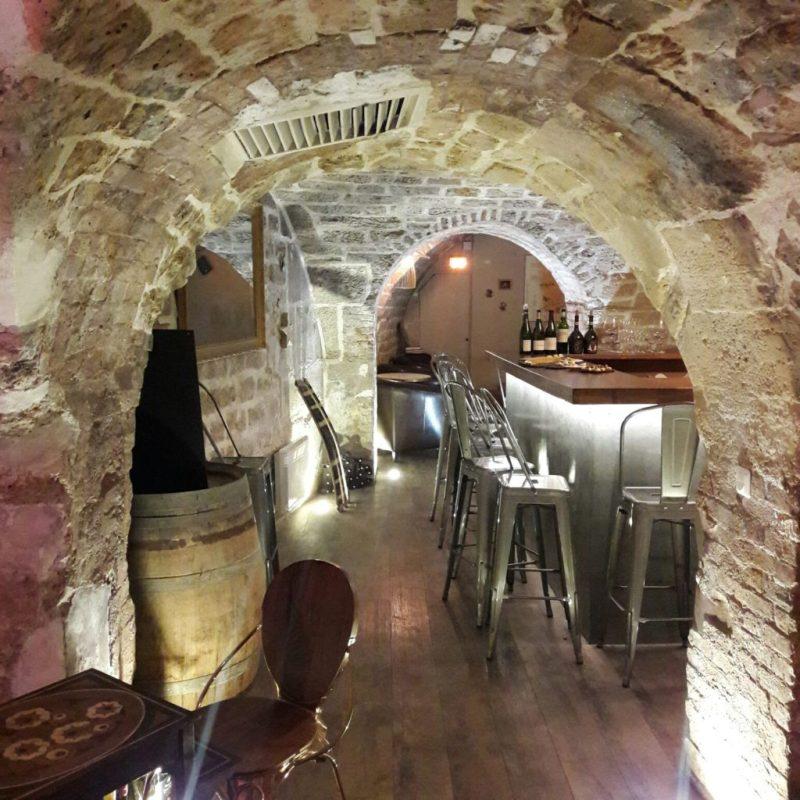 cave de vinho
