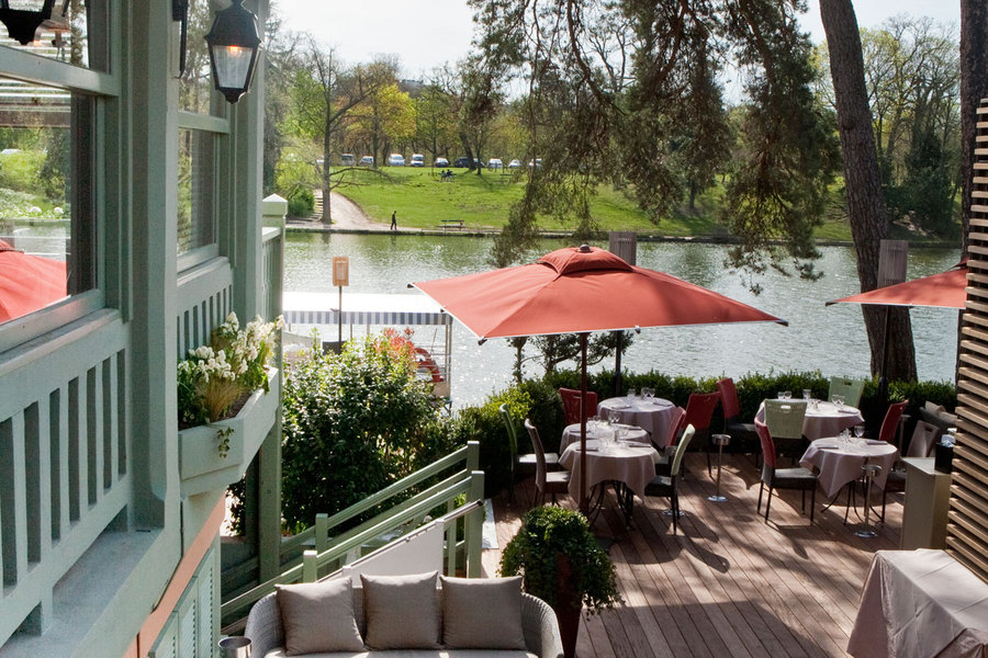 5 Terrasses para ir em Paris