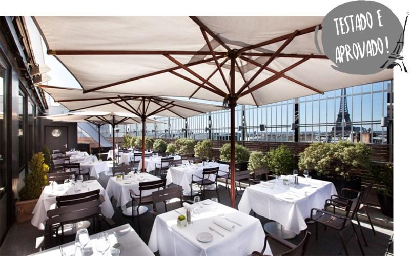 restaurantes com vista para a Torre maison blanch
