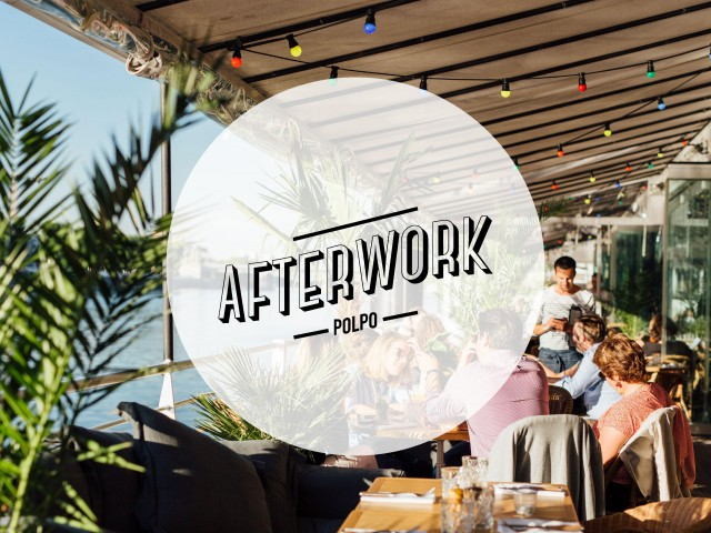 aperitivo afterwork na Polpo