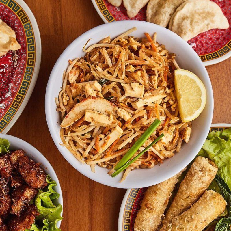 Tien Hang Restaurante Vegano em Paris Chines