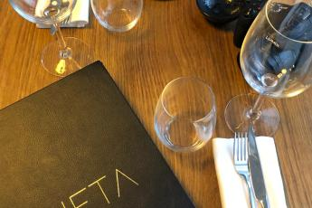 Baieta restaurante Paris
