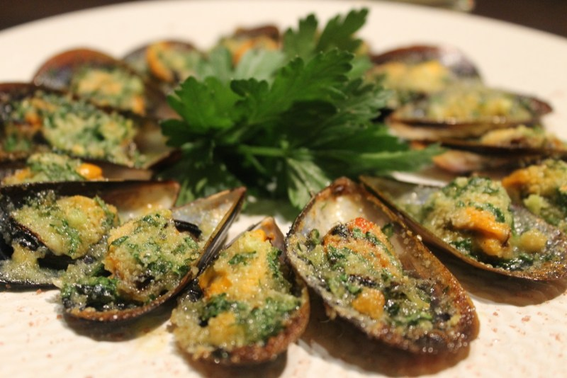 moules farcies gastronomia de Occitanie