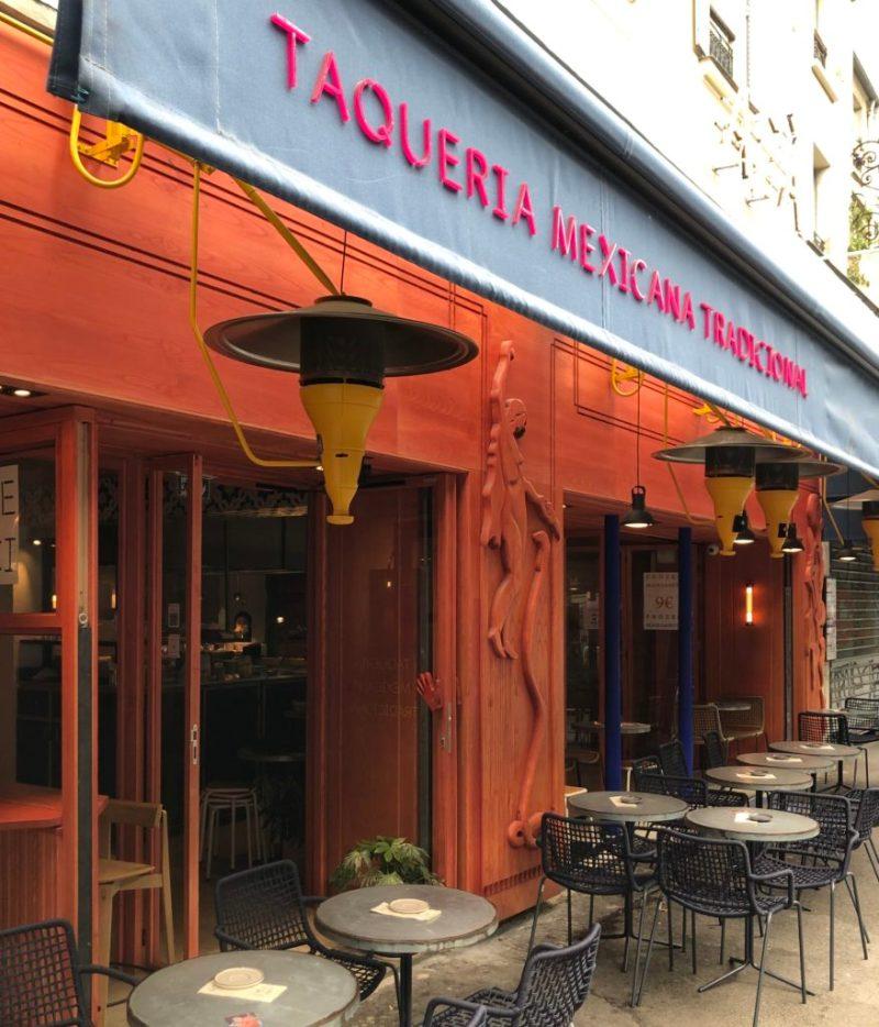 ACÀ Taqueria 100% mexicaine