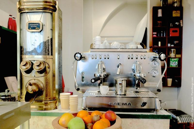 Ni Vu Ni Connu Un Coffee Shop Plein De Curiosits