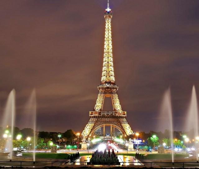 Eiffel Tower _