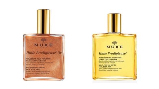 francuskie kosmetyki apteczne olejek nuxe