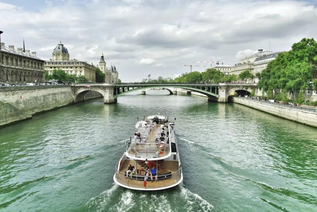 Atrakcje w Paryżu