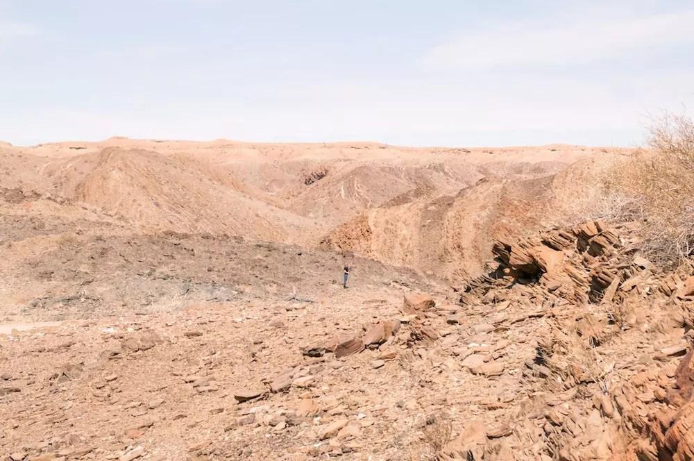 PODRÓŻ DO NAMIBII