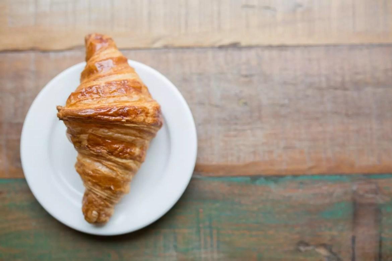 najlepszy croissant w Paryżu