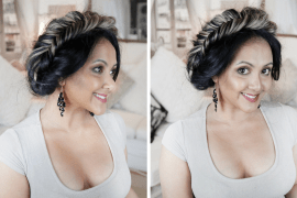 fishtail-crown-braids-with-clip-in-hair-extensions-paris-chic-style-hair-tutorial-hairstyle-youtube-cover