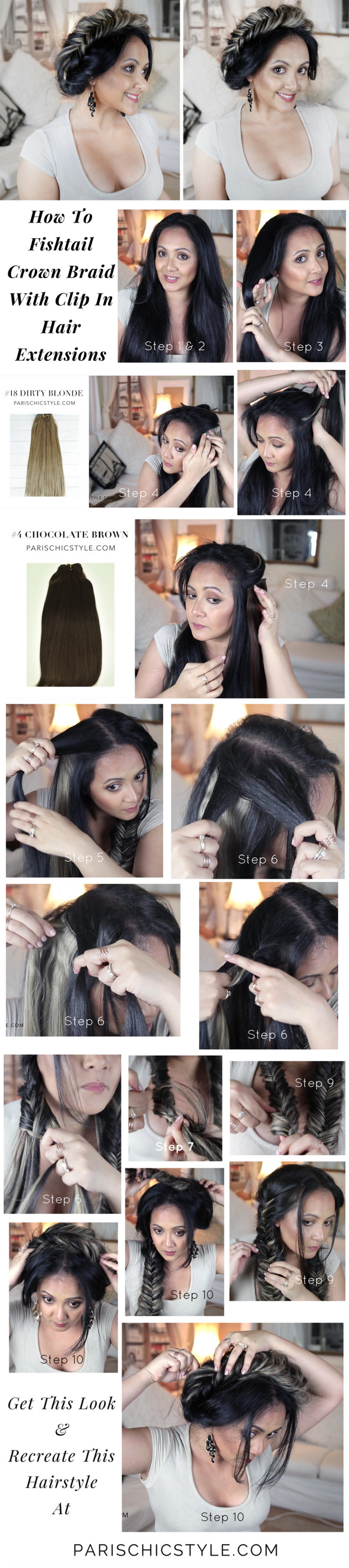 how-to-fishtail-crown-braid-with-paris-chic-style-clip-in-hair-extensions-pinterest-instagram-blog-ecommerce-2