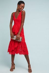 What To Wear In Morocco Marrakech Red Dress Paris Chic Style 6