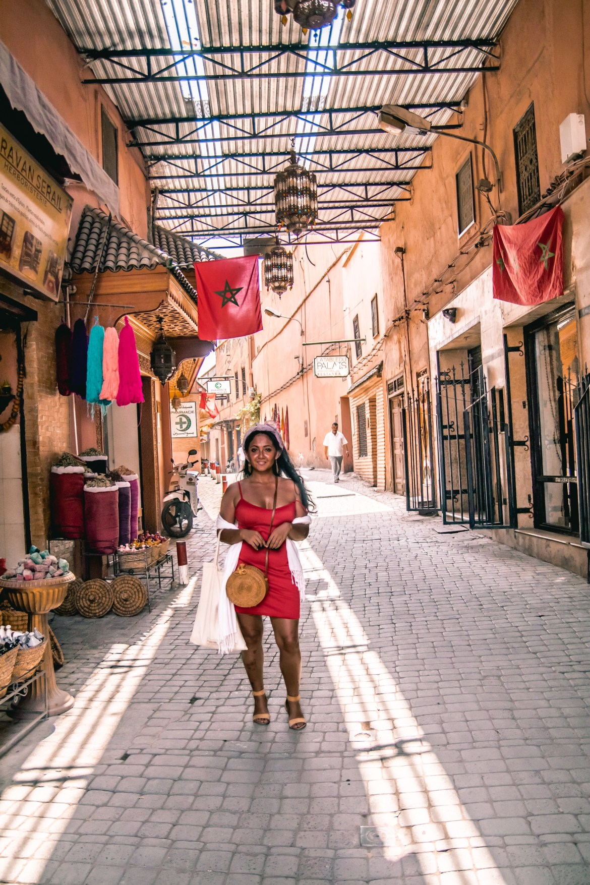 What To Wear in Morocco Marrakech Summer April May June July August September October November Travel Fashion Paris Chic Style 8