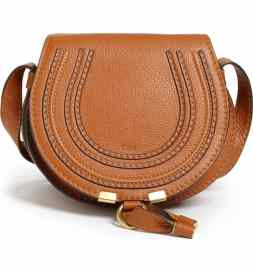 Best Crossbody Bags For A Red Dress Mini Marcie' Leather Crossbody Bag CHLOÉ Paris Chic Style 3