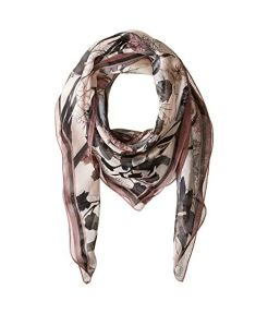 Best Scarf For Dresses Vince Camuto Botanical Sketch Square Paris Chic Style 7