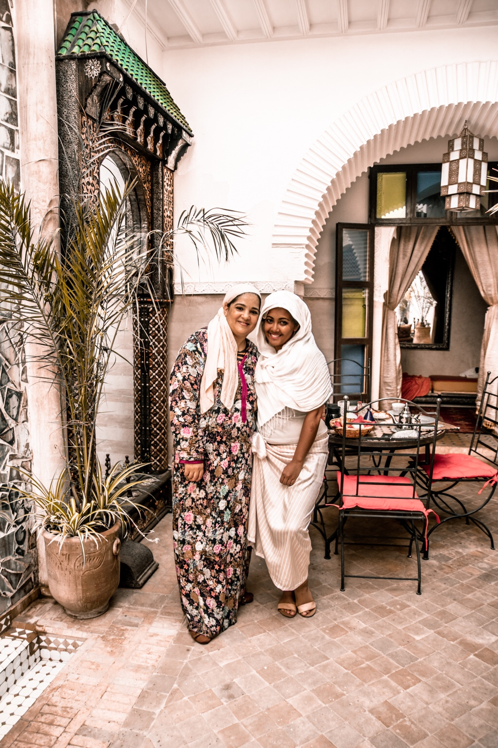 Paris Chic Style Best Riads In Marrakech Morocco Riad El Bellar 14