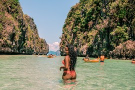 where to stay in el nido palawan el nido hotels beachfront paris chic style
