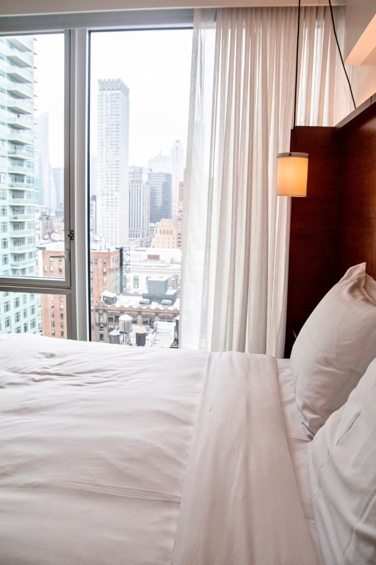 Arlo NoMad New York Reviews Best Hotel High Rise Where To Stay In New York Paris Chic Style