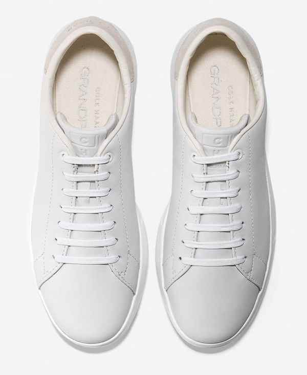 Best Travel Shoes for women most comfortable shoes for women best sneakers chic stylish travel walking shoes sneakers Paris Chic Style Cole Haan GrandPro Tennis