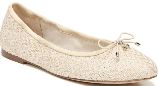 French Shoes Best Travel Shoes For Women Most Comfortable Ballet Flats For Walking French Flats Parisian Ballet Flats Paris Chic Style Sam Edelman Felicia Stylish Ballet Flats For Walking 4