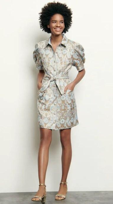 French Clothing Fashion Brand Parisian Style Dress Sweater Paris Chic Style