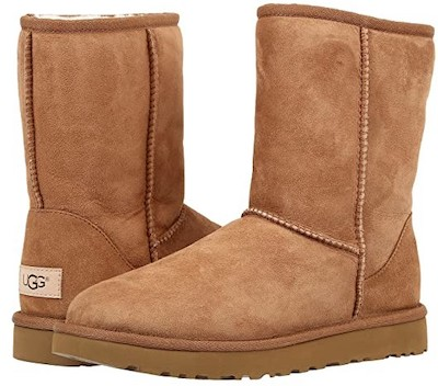 Best Winter Boots For Women, Warm, Waterproof Comfortable UGG Classic Short II Parisian Style Paris Chic Style
