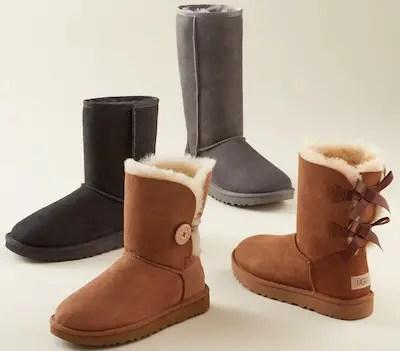 Stylish Warm Winter Boots For Women Waterproof Comfortable UGG Classic Short II Parisian Style Paris Chic Style