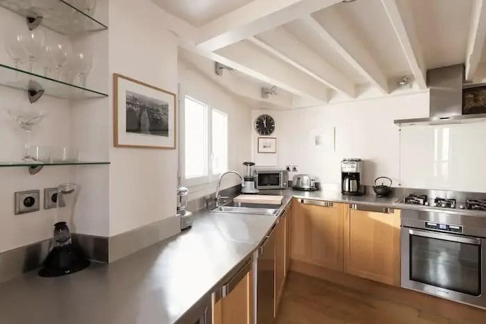 Best Airbnb In Paris With Montmartre & Sacre Coeur Views Paris Loft Apartment For Rent Paris Chic Style