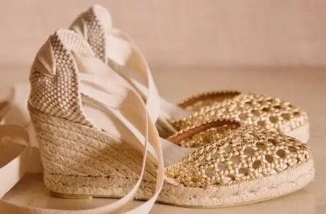 Sezane Best French Shoe Brands French Espadrilles Parisian Fashion Shoes Paris Chic Style