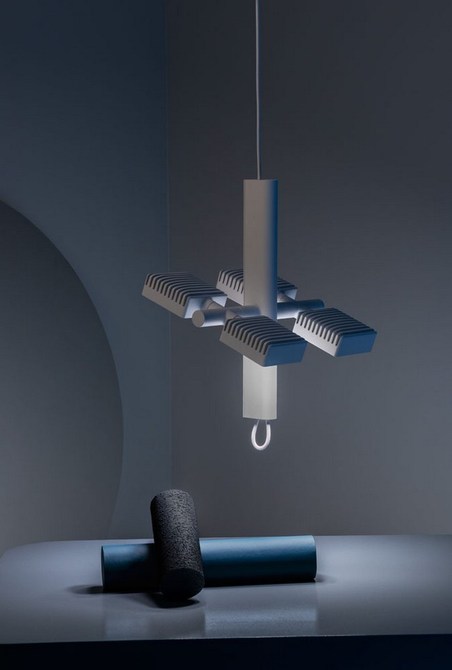 be mesmerized by an industrial lighting design by scmp design office paris design agenda