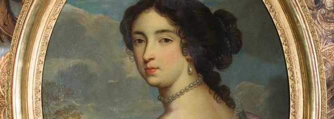 マントノン夫人の肖像画