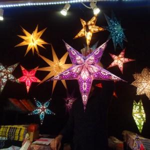 Mercado de navidad Paris