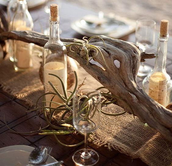 mariage-thème-bord-de-mer-bois-flottant-table