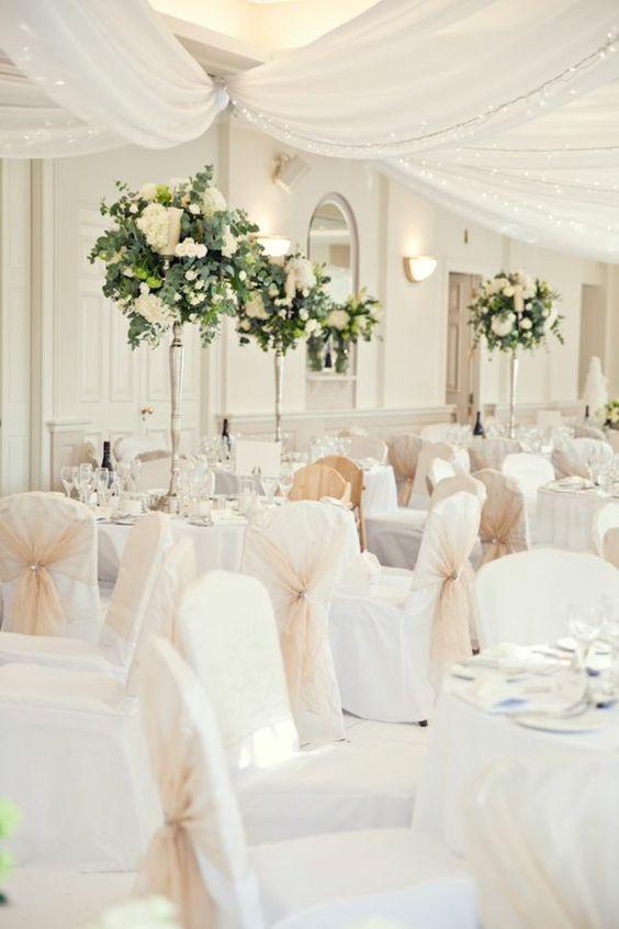 Thème-mariage-tout-blanc-tables