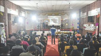 മഴവിൽ പദ്ധതിയുടെ ജില്ലാ തല ഉദ്ഘാടനം ഐ.ആർ.ടി.സിയിൽ  നടന്നു