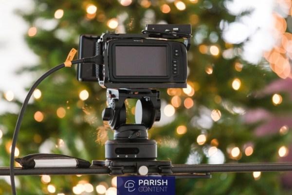 Christmas Filming