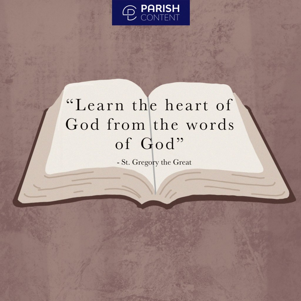 Learn The Heart Of God From The Words Of God