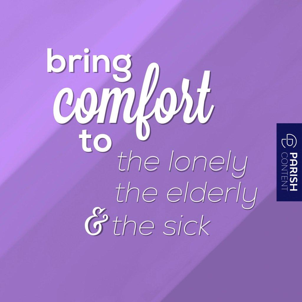 Bring Comfort