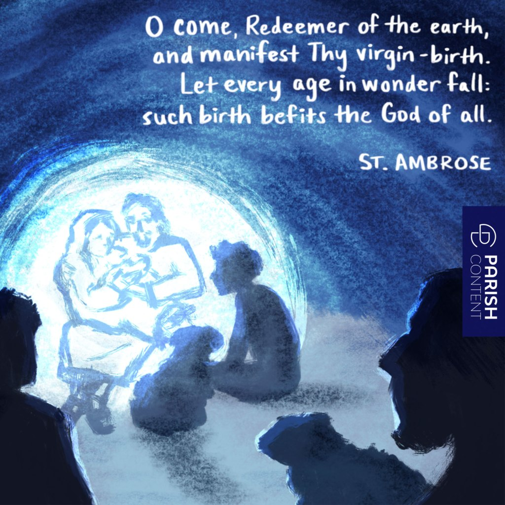 St Ambrose Feast Day