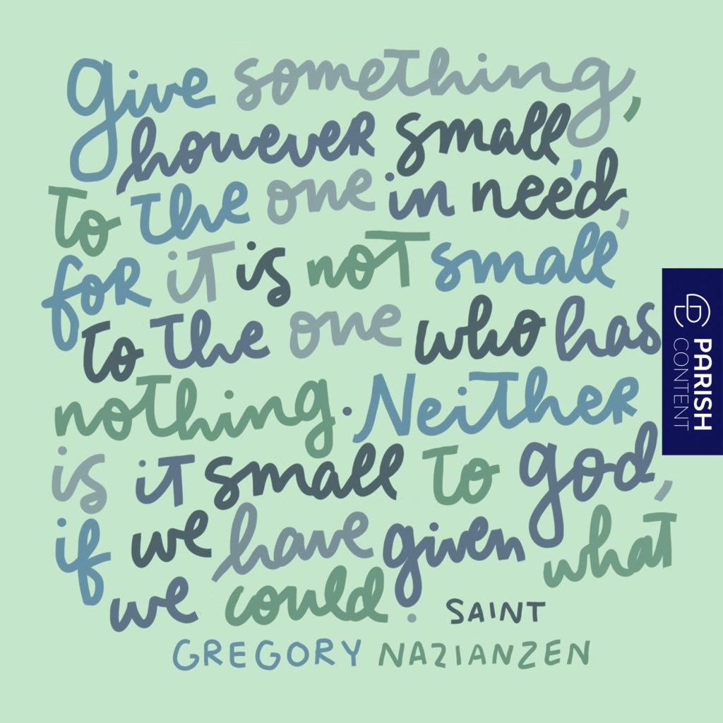 Give Something
