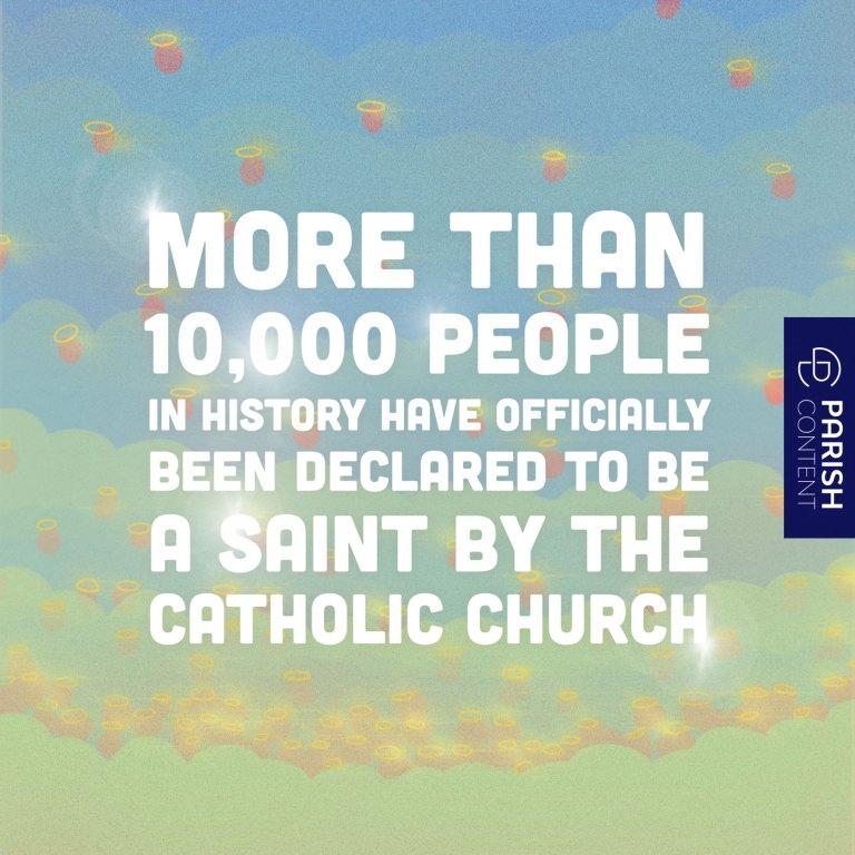 Socialpost 10000 Saints