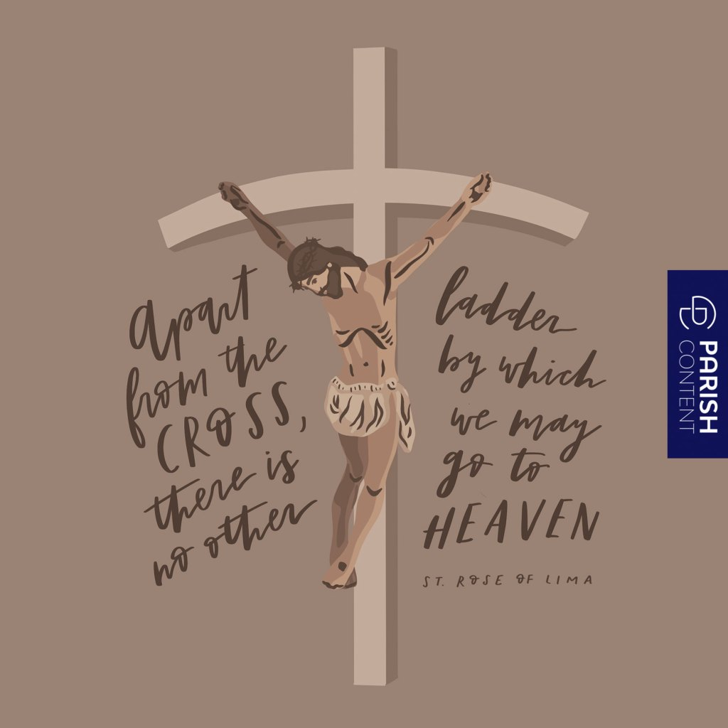 Only Through The Cross