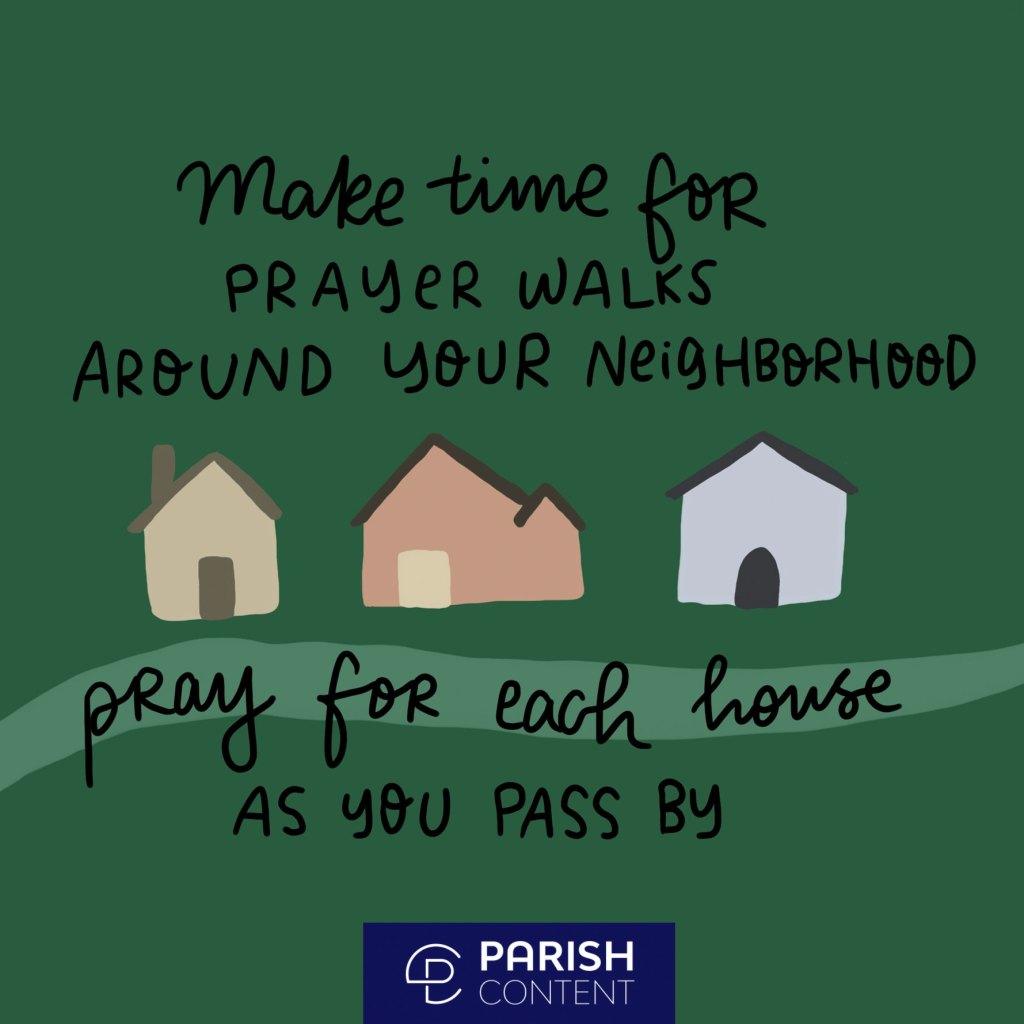 Pray For Your Neighbors