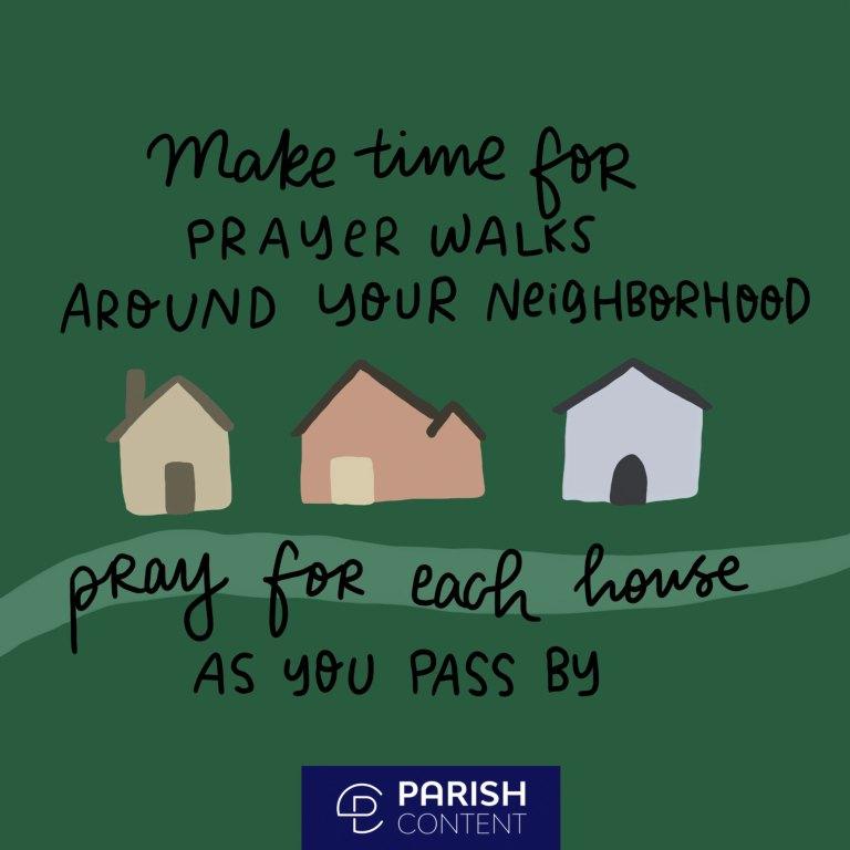 Socialpost Pray For Your Neighbors