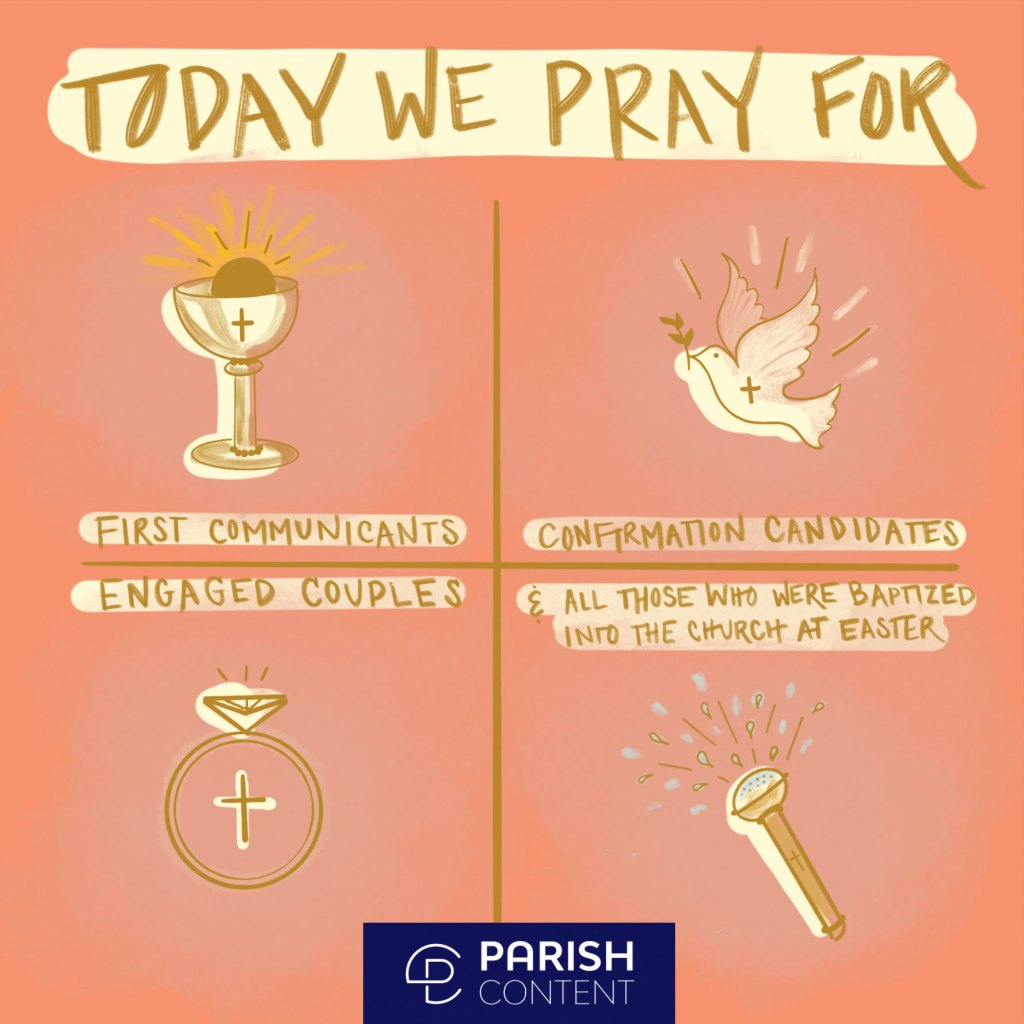 Today We Pray For