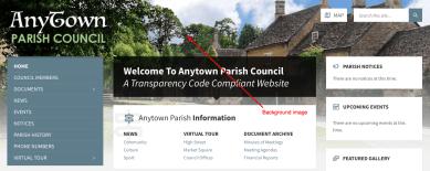 parish council websites