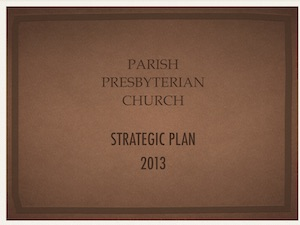 PPC Strategic Plan 2013