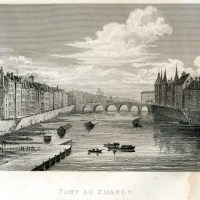 Paris Bridges: Mirrors of History