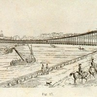 The Paris Bridge That Never Was